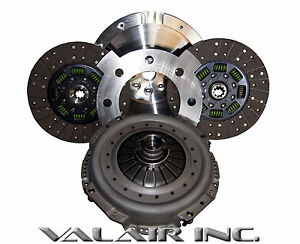 quiet Valair Organic 550hp Towing Dual Disc Clutch Dodge 5 Speed 89 03