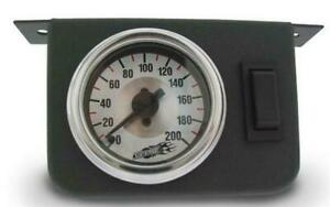 Air Lift 26157 Dual Needle Air Pressure Analog Gauge 200 Psi