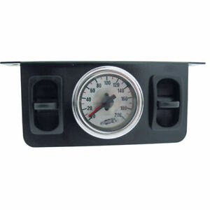 Air Lift 26229 Dual Needle Air Pressure Analog Gauge 200 Psi