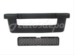 For Toyota 2010 2013 4runner Front Bumper Grille Valance Panel W O Chr Trim Type