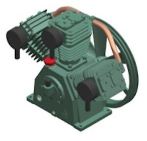Fs Curtis Es50 Basic Compressor Pump