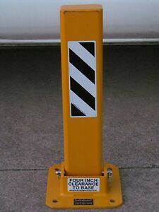 Traffic Guard Traffic Control Multi function Bollard All Steel Heavy Duty
