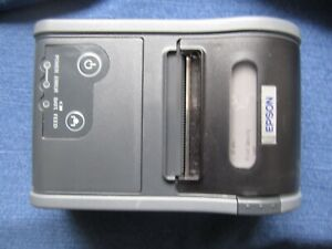 Epson Mobilink Tm p60 Point Of Sale Thermal Printer Wireless 802 11