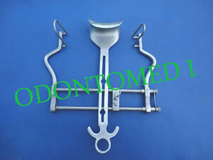 Balfour Retractor 11 Gyno Tools Surgical Instruments
