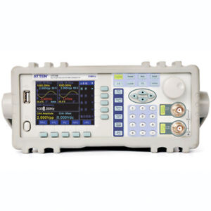 Atten Atf20b Signal Generator 20 Mhz Dds Function Waveform Generator New