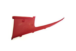 1975 1981 Trans Am Camaro Sail Panel Rear Side Interior Trim Right Red