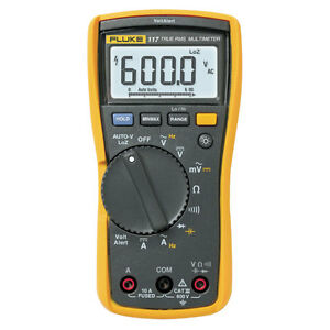 Fluke Corporation Fluke 117 Fluke 117 True Rms Digital Multimeter