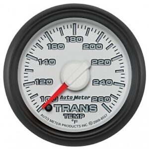 Auto Meter 8557 Factory Match Dodge 2 1 16 Electric Transmission Temp Gauge