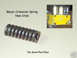 Replacement Meyer Snow Plow Crossover Spring New Style