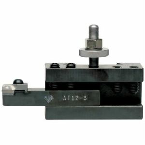 Aloris Cxa 1 Turning Facing Tool Holder Quick Change 1 2 3 4 Capacity Usa