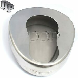 Bed Pan Stainless Steel Surgical Dental Veterinary Inst