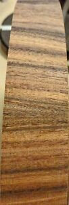 Rosewood South American Santos Wood Veneer Edgebanding 1 25 X 120 X 1 50th