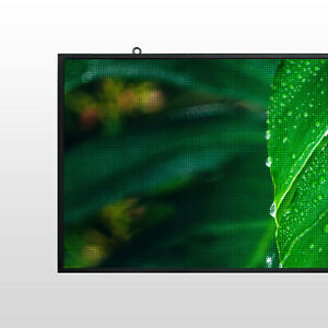 Programmable Full Color 40 X 78 P10 Series Digital Outdoor Led Sign Ships Free