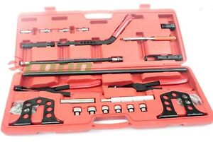 Pro Cylinder Head Service Set 20pc Valve Spring Compressor Removal Installer Kit