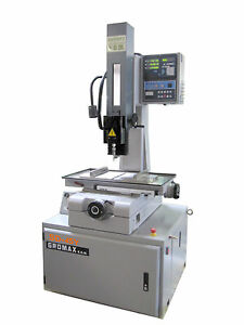 Sd 45y New Gromax Drill Edm Designed For Workpiece With Increased Height To 21