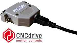 Uc100 Usb Motion Controller Works With Mach3 Mach4 And Uccnc