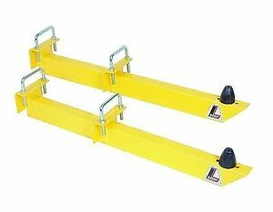 Lakewood 20475 Universal Traction Bars Lakewood Yellow 28 Length