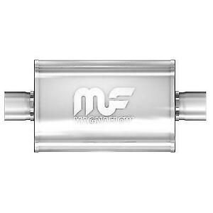 Magnaflow 12249 Universal 5 X8 Oval 3 In Out Stainless Performance Muffler