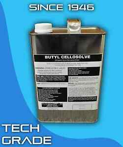 2 butoxyethanol Gallon Butyl Cellosolve Technical Grade 4 Quarts