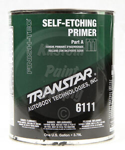 Transtar 6111 Self Etching Primer Gallon