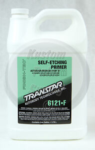 Transtar 6121 F Self Etching Primer Activator Gallon