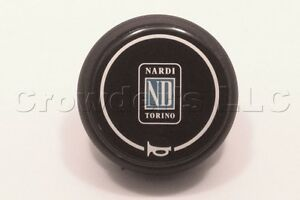 Nardi Double Contact Black Horn Button C 515 Nd Type C Part 4041 01 0113