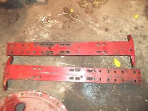 Ih Farmall 706 Frame Rails 806 1206 756 856 1256 766 966 1066 1466