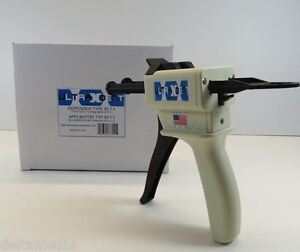 Dental Impression Cartridge Dispenser Delivery Gun 1 1 2 1 Ultraxdent Usa