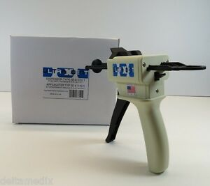 Dental Impression Cartridge Dispenser Delivery Gun 4 1 10 1 Ultraxdent Usa
