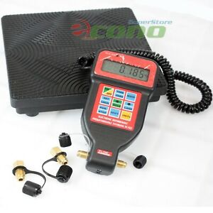 Hvac A C Programmable Charging Refrigerant Digital Scale R22 R12 R404a R134a