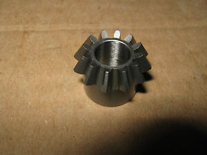 Feed Bevel Pinion For Bridgeport Milling Mill