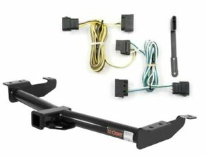 Curt Class 3 Trailer Hitch Custom Wiring Harness For Ford E150 E250 E350 Sd