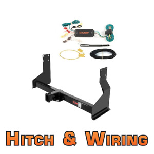 Curt Class 3 Trailer Hitch Wiring For Sprinter 2500 3500 cargo Van 2500 3500