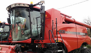 Universal Combine Farm Tractor Mirror Super Size 9 x16 Great For New Holland