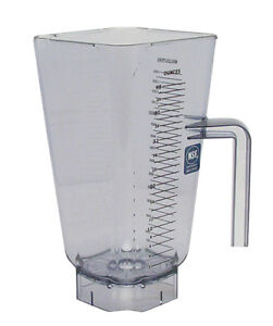 Container Only 48 Oz Vitamix 15502 Drink Blender no Blade Or Lid 69842