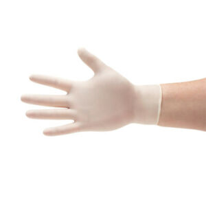 Disposable Powder free Latex Medical Exam Gloves nitrile Free Assorted Sizes