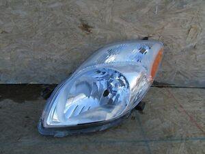 07 08 09 10 11 Toyota Yaris Hatchback Headlight Head Lamp Oem