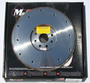 Mcleod Steel Flywheel Sfi Approved 96 14 Mustang 4 6 5 4 8 Bolt Crank