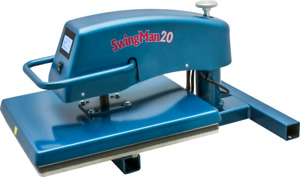 Hix Heat Press Swingman20 16 x20 Swing away Made In Usa free Ship
