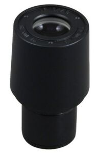 Widefield Microscope Eyepiece With Horizontal Reticle 23 2mm Wf10x 18