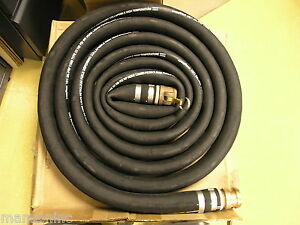Liquid Petroleum Fuel Dispensing Hose 100 Psi Type Iii High Temp 2 X 25 Wp
