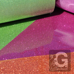 3 Yards Siser Glitter Heat Transfer Vinyl mix Match Your Favorite Colors