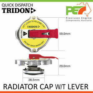 Tridon Radiator Cap W Lever For Dodge Journey Viper Jc V6 Jc Turbo Diesel