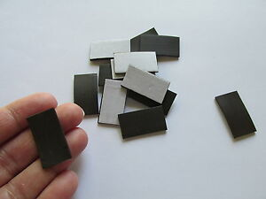 72 Self adhesive Magnets Rectangle Strips Teacher School Supplies Craft Crafts