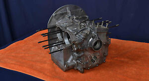 Porsche 356 Engine Case 1959 1600 P 74901 Three Pieces Block Motorgehaeuse