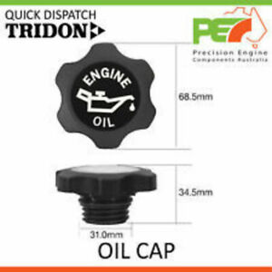 New Tridon Oil Cap For Dodge Nitro Viper Ka Turbo Diesel 2 8l