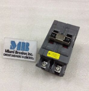 A270ni Wadsworth Circuit Breaker 2 Pole 70 Amp 120 240v new