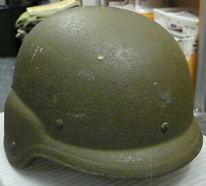 USGI PASGT KEVLAR HELMET OLIVE DRAB EXCELLENT CONDITION NEW ACCESSORIES