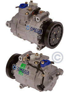 Ac Compressor Fit Mercedes Benz 01 06 Cl600 05 06 Cl65 Amg 02 06 S600