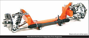 Total Cost Involved Tci 57 64 Ford P U Ifs Coilover 4 Link Suspension Package